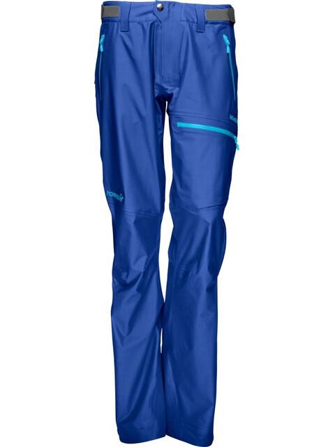 Norrøna W's Falketind Gore-Tex Pants Ionic Blue (2305)